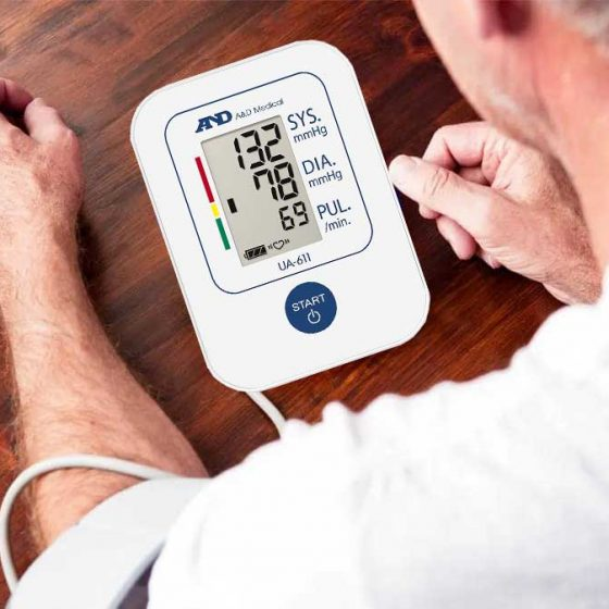 Monitoring Blood Pressure at home is better