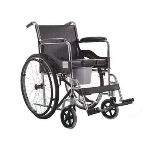 Steel Wheelchair SMW09