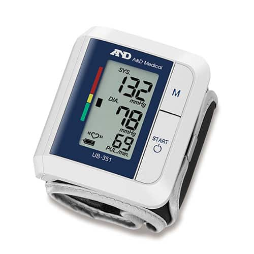 UB-351 Wrist Blood Pressure Monitor